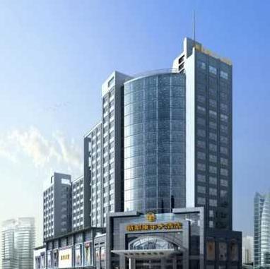 耒阳新都康年大酒店购买2台400KW上柴发电机组
