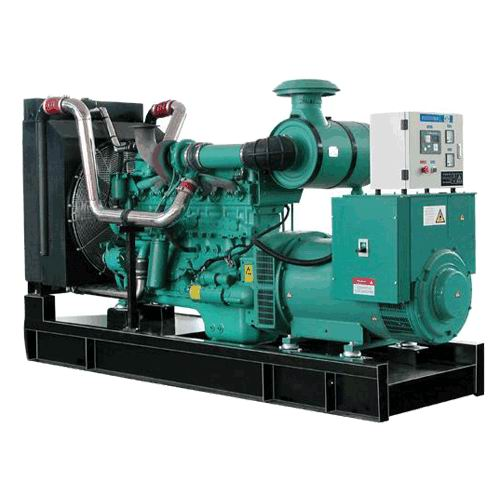 长沙翔鹅节能技术有限公司安装明邦400kw重庆康明斯柴油发电机组一台