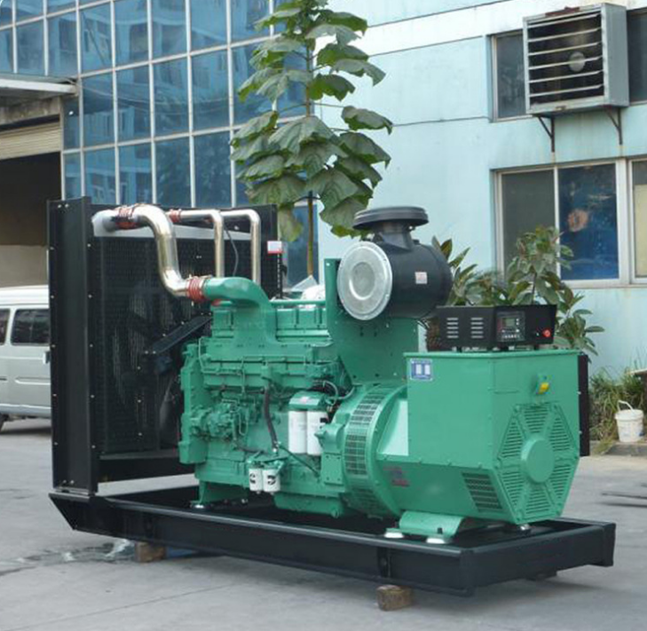 恭喜!湖南金钻置业有限责任公司在明邦订购800kw康明斯发电机一台
