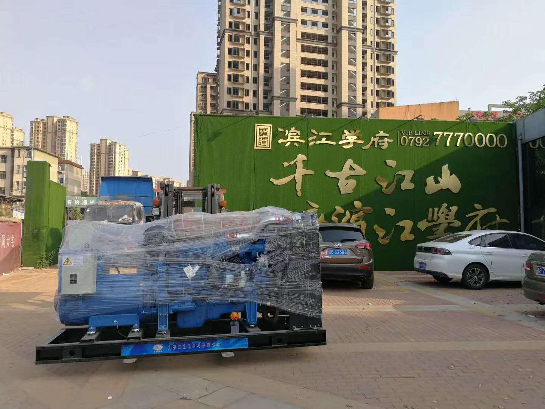 亚博app下载安卓300KW玉柴发电机在江西九江顺利安装完成!