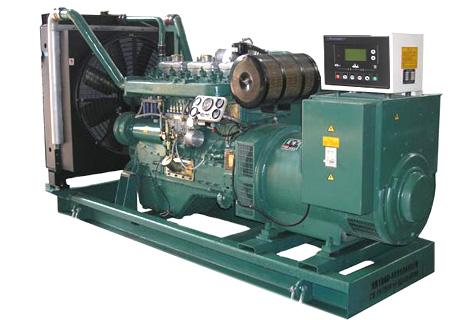 300千瓦无动柴油发电机组
