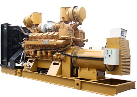 500千瓦济柴柴油发电机组