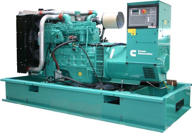 50千瓦东风康明斯柴油发电机组
