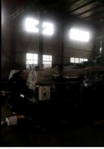 明邦科联400kw凯普发电机发往安徽