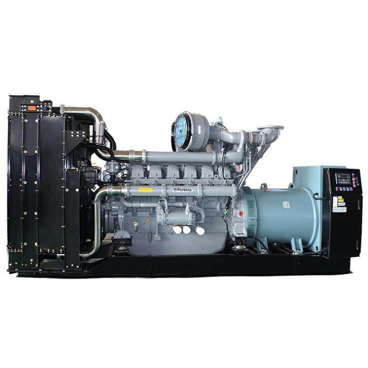 柴油发电机组的组成--明邦