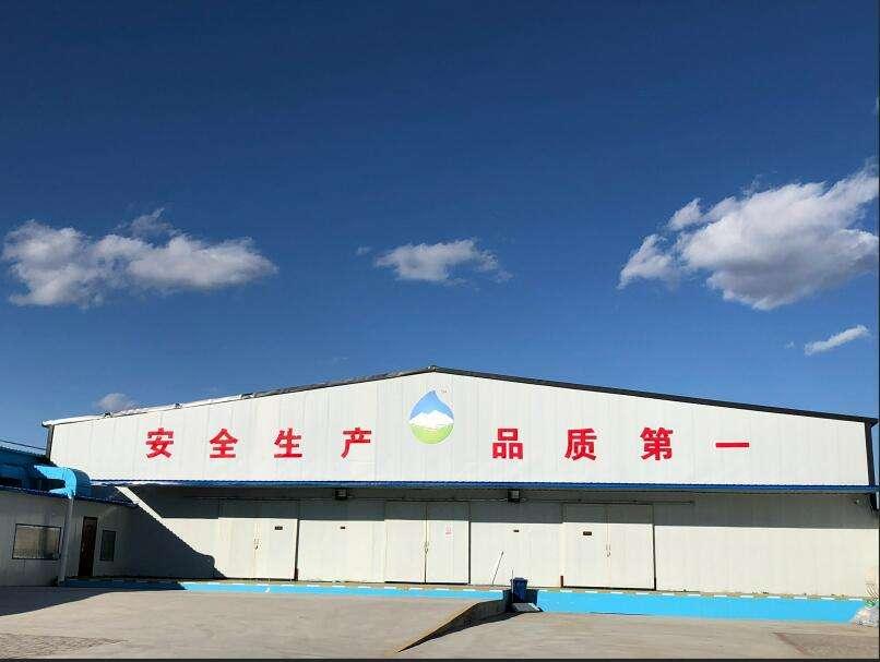 湘潭纯净水公司安装明邦350kw潍柴发电机一台