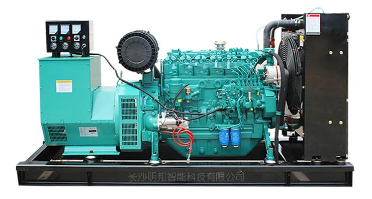 河南伟鑫药业公司购买明邦200kw潍柴发电机一台