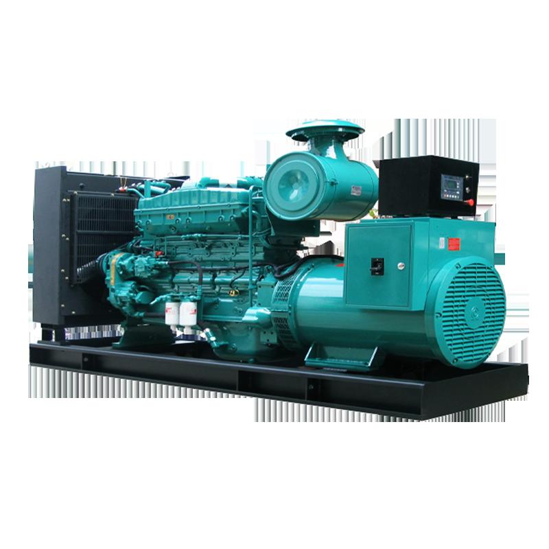 选择合适的柴油发电机组之七大要素
