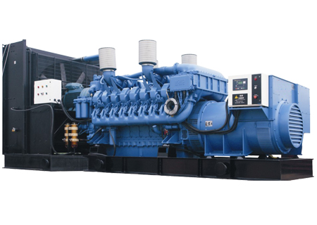 1670千瓦奔驰柴油发电机组