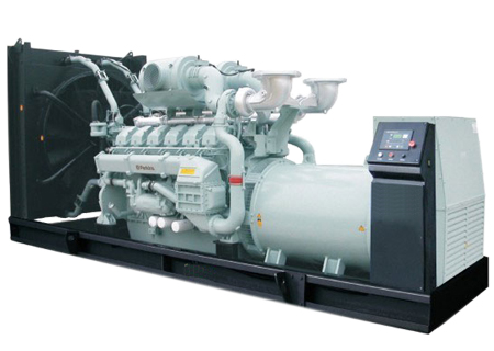 100千瓦珀金斯柴油发电机组