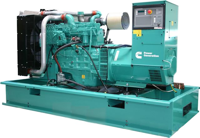 80千瓦东风康明斯柴油发电机组(小)