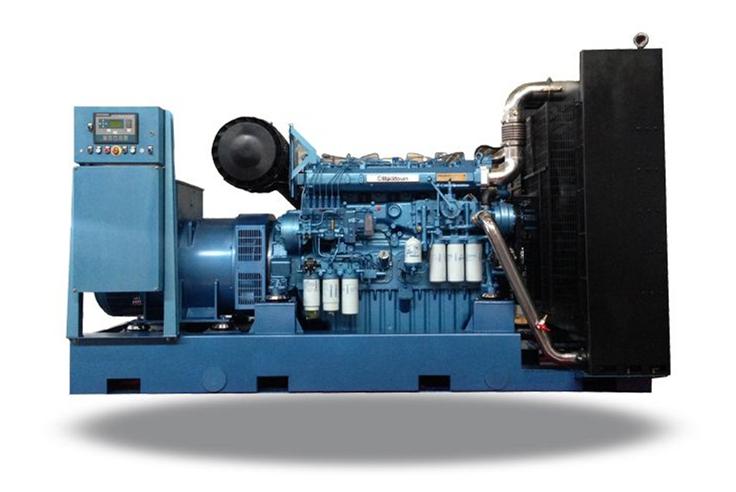 120千瓦潍柴柴油发电机组